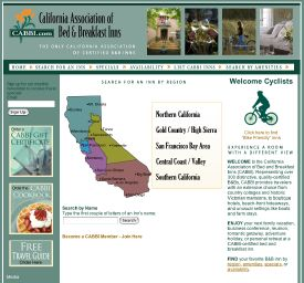 California Association of Bed and Breakfast Inns